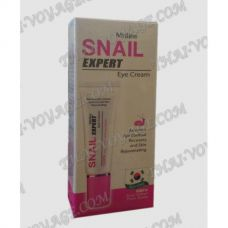 Nourishing cream for the skin around the eyes with snail filtrate Mistine - TV001502