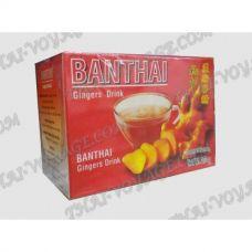 Лечебный имбирный напиток Banthai - TV001512
