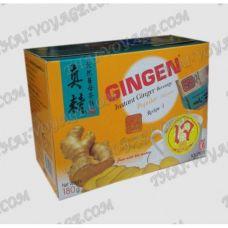 Натуральный имбирный чай с тростниковым сахаром Gingen - TV001513