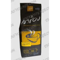 Thai agglomerated instant coffee Khao Shong - TV001516