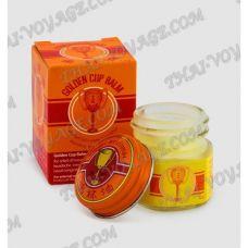 Желтый тайский бальзам Золотой кубок - TV001518