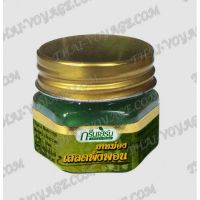 タイのグリーンバームBarleriaグリーンハーブ - TV001519