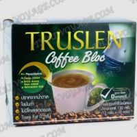 Slimming Coffee Truslen Coffee Bloc - TV001521