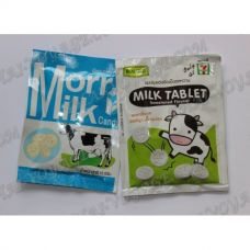 Tasty calcium for children and adults - milk tablet candy - TV001524