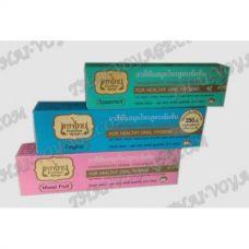Концентрированная тайская зубная паста Tepthai - TV001527