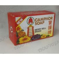 Camphor soap without sulfates Merry Bell Madame Heng - TV001532