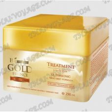 Gold nourishing mask for dry and damaged hair Bio Woman - TV001538