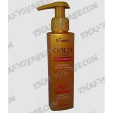 Gold serum for dry and damaged hair Bio Woman - TV001543