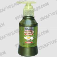 Therapeutische Serum für strapaziertes Haar mit Algen BioWoman - TV001549