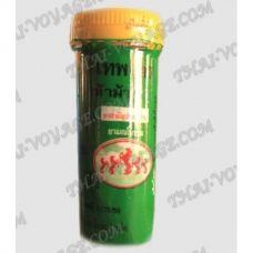 Травяные тайские шарики Я Хом Трахама от кашля Hamar - TV001553