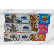 Гелевая детская тайская зубная паста Kodomo - TV001556