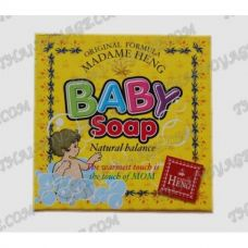 Baby soap delicate Madame Heng - TV001557
