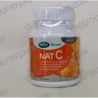 Vitamin C tablets Mega We Care - TV001565