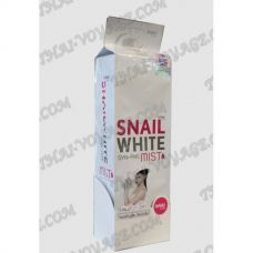 Thermal water with snail secretion filtrate Snail White Namu Life - TV001571