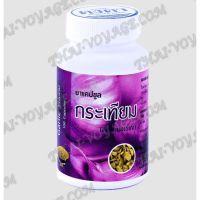 Чеснок в капсулах Garlic Kongka Herb - общеукрепляющее средство - TV001580