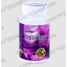 Garlic capsules Garlic Kongka Herb - fortifying agent - TV001580