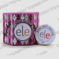 Отбеливающая минеральная маска для лица Ele - TV001581
