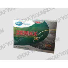 Vitamin B-Komplex Kapseln für Männer Zemax SX Mega We Care - TV001586