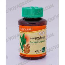 Куркума в капсулах для женского здоровья Curcuxan Khaolaor - TV001590