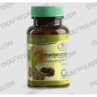 Capsules for potency Kra Chai Dum Khaolaor - TV001591
