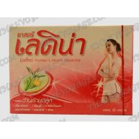 Capsules for women with impaired menstrual cycle Ya Satree Ladina - TV001595