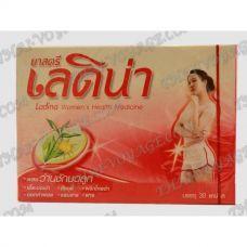 Капсулы для женщин с нарушением менструального цикла Ya Satree Ladina - TV001595