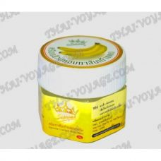 Softening Banana Cream balm for the feet from cracks on the heels - TV001598