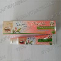 Thai Whitening Toothpaste Isme RasYan with cloves - TV001616