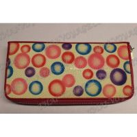 Purse female stingray leather - TV001629
