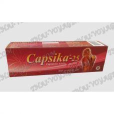 Capsika Gel - anti-inflammatory and analgesic gel - TV001635
