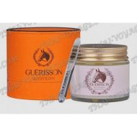 Nourishing cream for dry skin with horse oil Guerisson 9 complex - TV001638