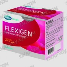 The drug Flexigen Hydrolysate Collagen Mega We Care for the joints - TV001642