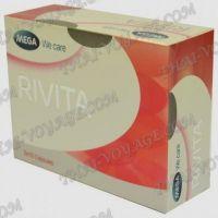 Kapseln Rivita Mega We Care zum Bleichen und Hautschutz - TV001644