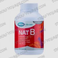 Vitamin B capsules Mega We Care - TV001649