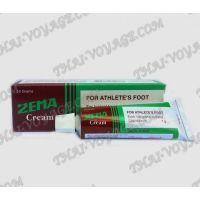 ครีมไทยสำหรับรักษาโรคผิวหนัง Zema Cream - TV001657