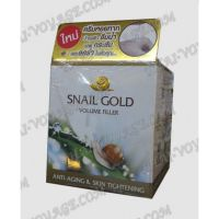 Snail filler anti-aging cream for the face Snail Gold - TV001659