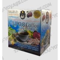 Thai coffee slimming Lipo 8 - TV001673