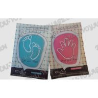 Nourishing mask for hands / feet - TV001687