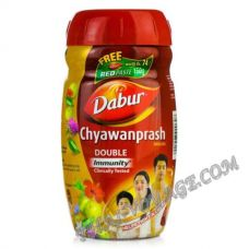 Chyawanprash Dabur - Indian Ayurvedic preparation for immunity - TV001706-301