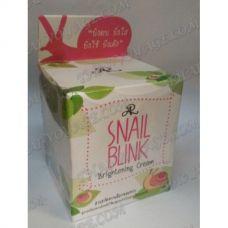 Тайский улиточный крем для лица Snail Blink - TV001723