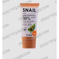 Улиточный тональный ВВ крем для лица с Алое T.L.BAI Belov Snail and Aloe - TV001728