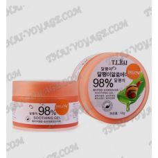 Snail facial cream with Aloe T.L BAI Belov Snail and Aloe - TV001729