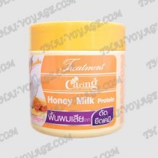 Hair mask with honey and protein Caring - TV001742