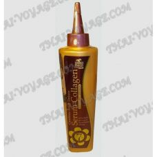 Repairing serum for hair with collagen Carebeau Enjoy Deluxe - TV001773