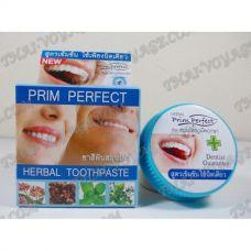 Профессиональная отбеливающая зубная паста Prim Perfect - TV001780