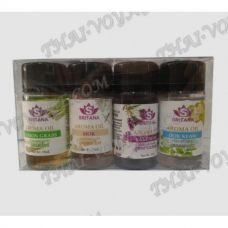 Natural aromatic oils Sritana for aromatherapy in the set - TV001782