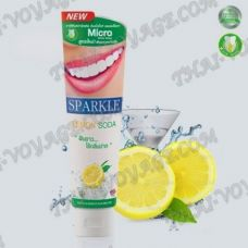 Whitening fresh toothpaste with lemon Sparkle Lemon Soda - TV001784