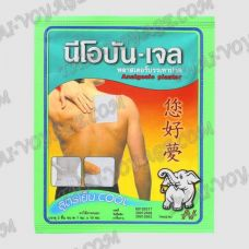 Analgesic menthol Plaster Neobun-Gel - TV001794