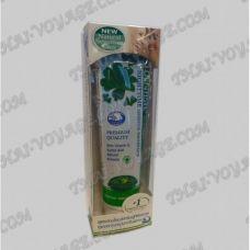 Отбеливающая зубная паста с витаминами для чувствительных зубов и десен Dentiste - TV001797