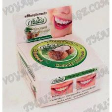 Thai Kokos Zahn Grün Kräuter Paste - TV001801